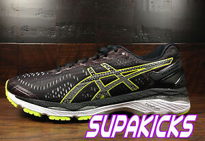 e77530d3e761 Asics Gel Kayano 23 Lite Show (T6A1N-2590)  Rioja Red Yellow ...