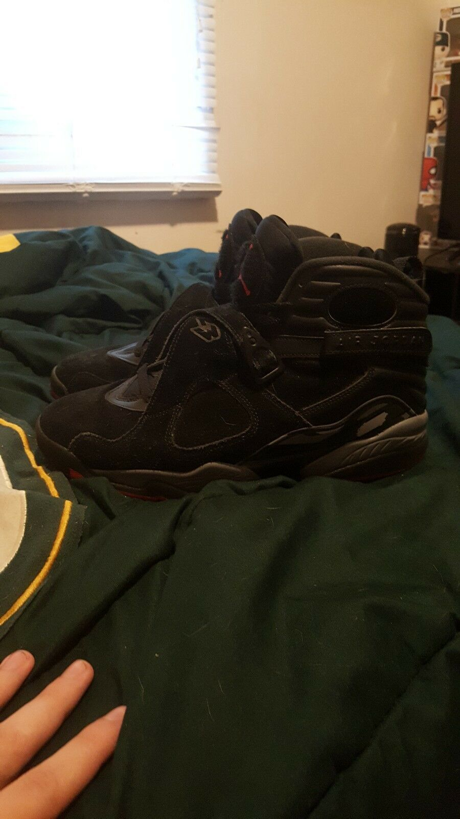 Air Jordan Men Aj8 Size 10.5 VNDS