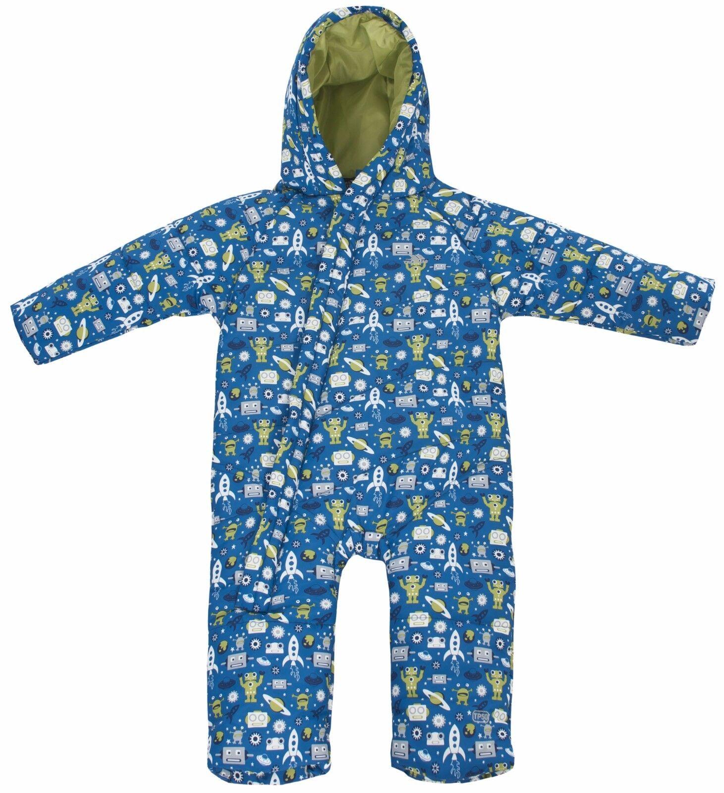 TRESPASS BREEZY BABY BOYS KIDS NEWBORN SKI SNOW INSULATED ONE  PIECE SUIT  sale online discount