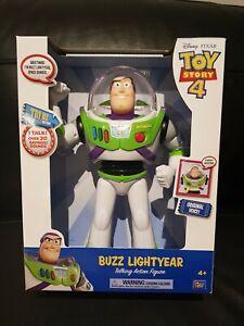 Disney-Pixar-12-034-Toy-Story-4-Buzz-Lightyear-Talking-Action-Figure