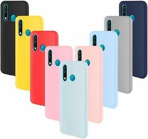 COVER-Custodia-Morbida-SOFT-Slim-GEL-Silicone-per-Huawei-P30-Lite