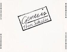 GENESIS : THREE SIDES LIVE / 2 CD-SET