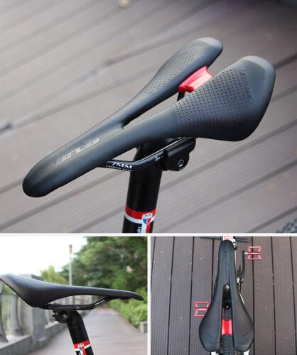 GUB Carbon Fiber Cycling Bike Saddle Widen Comfort MTB Road Bike Seat 270*140mm
