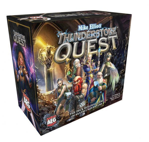 Thunderstone Quest retail base set