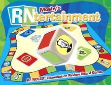 Mosby's RNtertainment: An NCLEX® Review Board Game, 1e, Trafton RN  BSN, Karen,