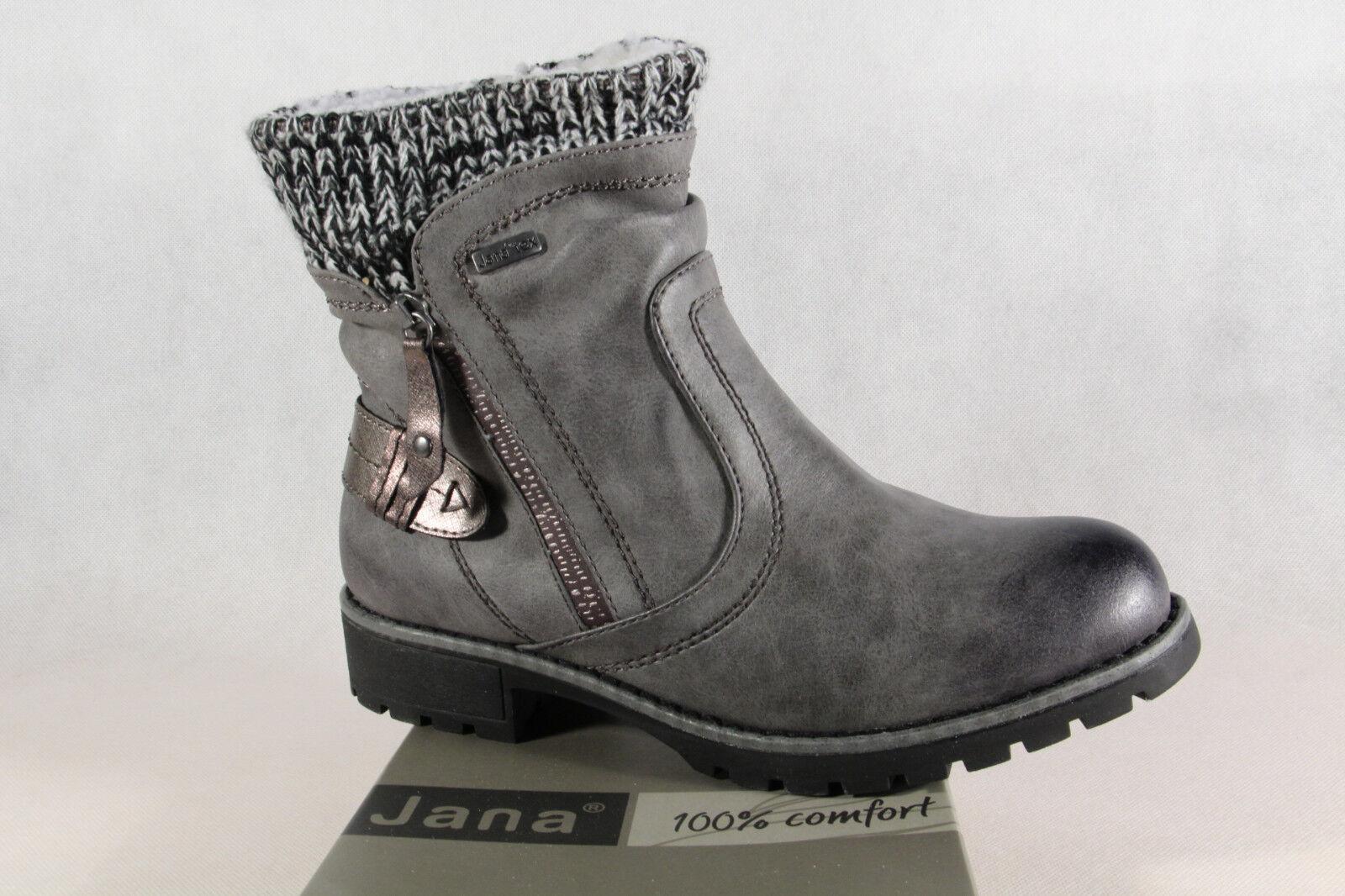 Jana Tex Winterstiefel Damen Stiefelette Stiefelette Damen Stiefel Stiefel ... 29816f