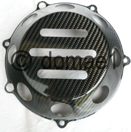 carbon fiber clutch cover Ducati for models with dry clutch   protector
