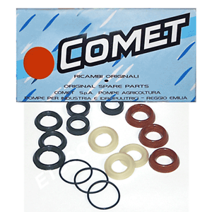 15mm Seal Kit Comet ZW Series Pump ZWDK4036G, ZWD4040G 5019.064.00