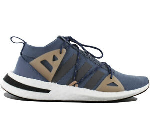 New W Details Da9606 Arkyn Originals Trainers Adidas Blue Boost Shoes About Women's Sneaker FTlcK1J