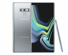 Samsung Galaxy Note 9 Unlocked Android Smartphone Silver 512GB