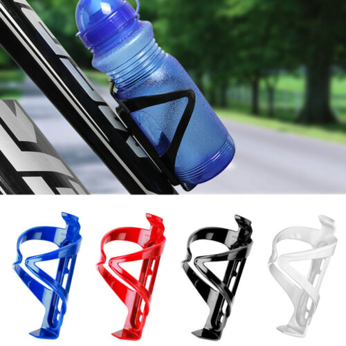 Bicycle Plastic Adjustable Bottle Cage Bike Cups Holder Water Cup Rack Stand