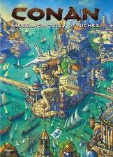 CONAN Roleplaying Game MESSANTIA - CITY OF RICHES Box Set Fantasy RPG MGP7709