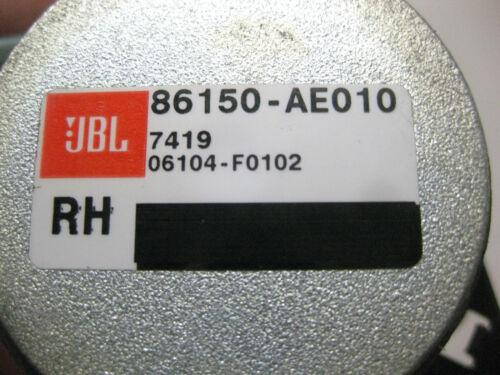 2006 TOYOTA SIENNA JBL REAR RIGHT SPEAKER 86150-AE010 OEM 04 05 06 07 08 09 10