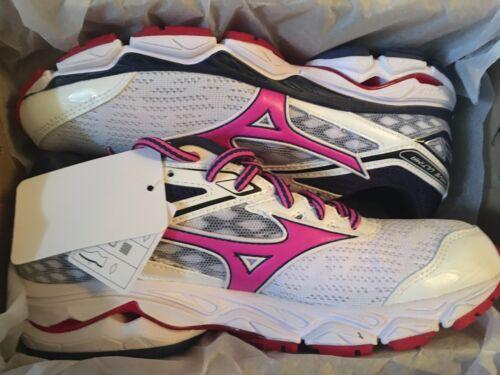 Mizuno Eu Wave 5 £120 Ultima Uk 9 Rrp Us Running 5 6 Womens Shoes 36 4 rr4qxwOf