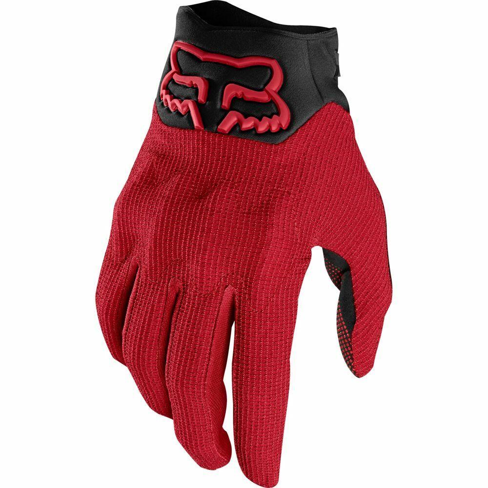 Fox Racing defender Kevlar D3O hombre guante dedo completo  Cochedenal Md