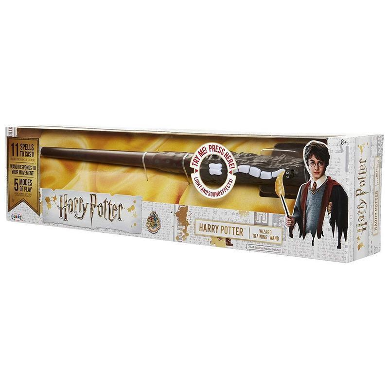 Harry Potter Stab magisch interaktive exklusiv HARRY POTTER 38 cm 731957