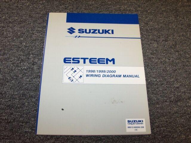 2000 suzuki esteem wiring diagram wiring diagram center u2022 rh culinaryco co 2001 Suzuki Esteem Problems 2001 Suzuki XL7