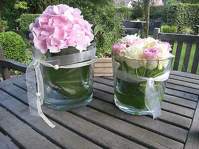 Blumen Im Glas Tischdeko Hochzeit