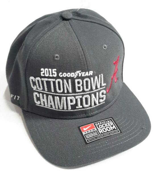 Frequently bought together. NIKE NCAA ALABAMA 2015 GOODYEAR COTTON BOWL ... 3754c76401fa