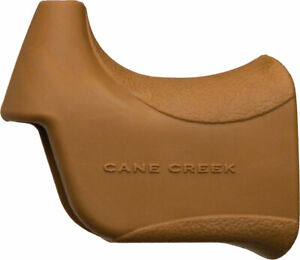 Dia-Compe-Cane-Creek-Standard-Non-Aero-Hoods-Brown-Pair