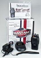 Blackbox Bantam Vhf 2-way Radio By Blackbox Bantam