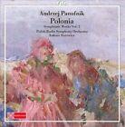 Andrzej Panufnik: Polonia (CD, Aug-2010, CPO)