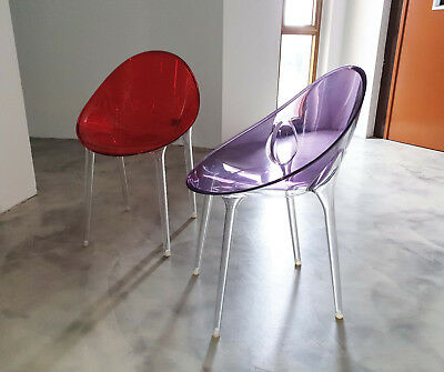 Chair Mod Mr Impossible Kartell New Ebay