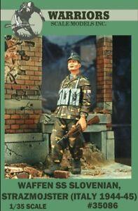 Warriors-1-35-Waffen-SS-Slovenian-Strazmojster-Italy-1944-45-Figure-Kit-35086