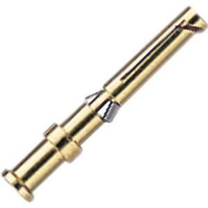 HARTING-09-15-000-6223-han-d-Crimpado-Contacto-Hembra-Oro-0-5mm