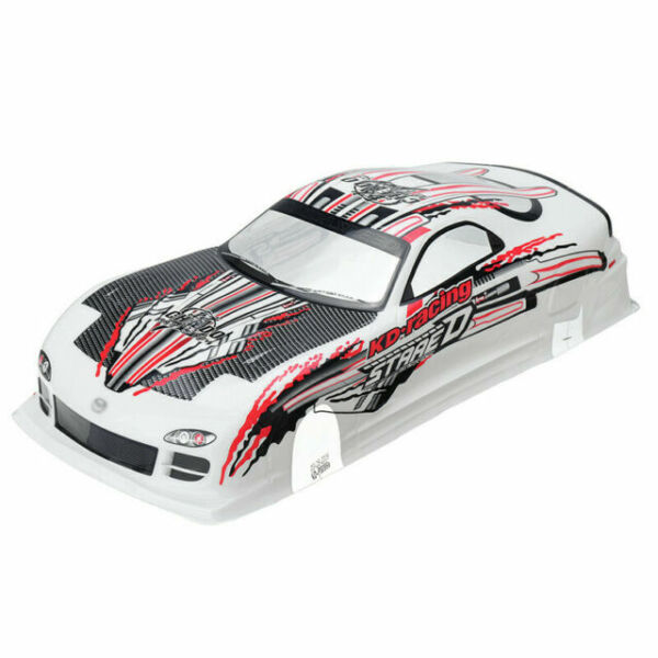 RC 1 10 Scale On-road Drift Car Body Painted PVC Shell For