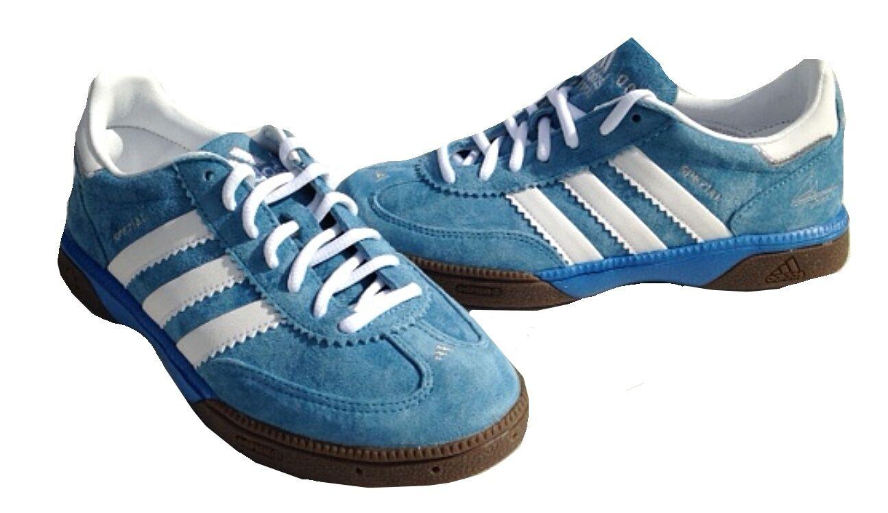 Adidas Hommes HB / SPEZIAL Baskets 088662 Royal / HB courir Blanc  / argent cuir suédé UK 7d5ab1