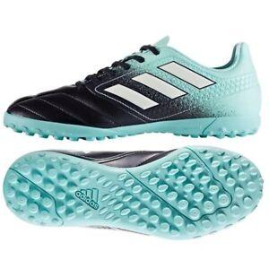 Detalles de Adidas ACE 17.4 TF Zapatillas Para Hombre Césped Artificial S77114 ver título original