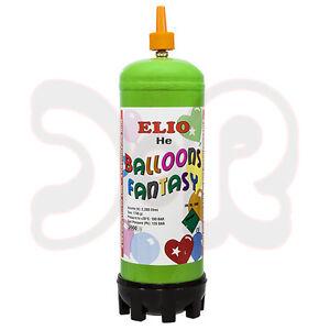 ballon gaz d 39 h lium 2 2 litre pour 27 30 gonflables 25cm bouteille de pop ebay. Black Bedroom Furniture Sets. Home Design Ideas