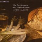 The Trio Sonata in 17th-Century Germany (CD, Mar-2008, BIS (Sweden))