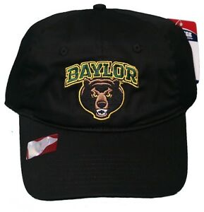 Image is loading NEW-Baylor-University-Bears-Adjustable-Snap-Back-Hat- 74f4b3500bb1