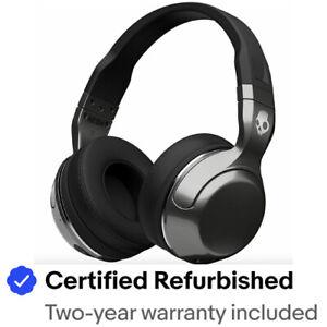 Skullcandy Hesh 2 Wireless Headphones w.Mic- Silver/Black (CertifiedRefurbished)