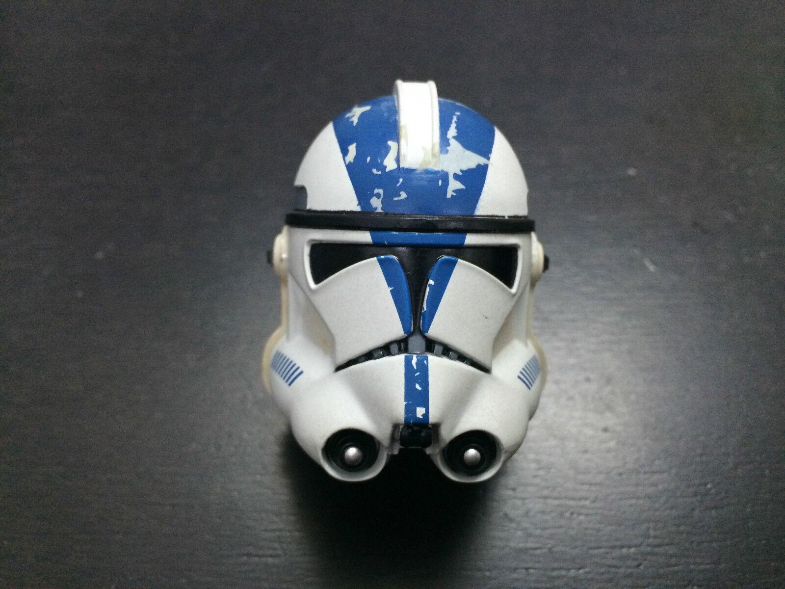 ... 1   6 - skala star - wars - klon soldat 501 st 2.0 perfekt ep2 helm