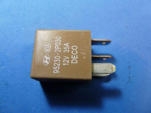 OEM Hyundai Kia 4 pin Multi Purpose RELAY 95230-2P030