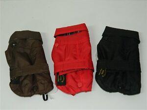 Cappottino-impermeabile-con-imbottitura-cani-FASHION-DOG-Vari-colori-taglie-M83