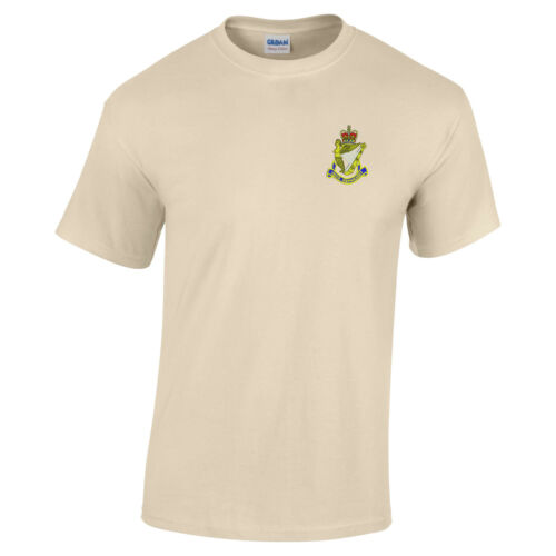 Royal Ulster Rifles pre-shrunk Cotton T-Shirt
