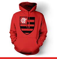 Flamengo Futebol Brazil Hooded Sweatshirt Hoodie Hoody Brasil