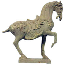 """Ancient Chinese Horse Statue Sculpture 16"""""""