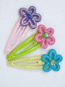 Hair Clip Pinkpurple