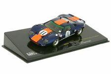 Ford GT40 - Ickx / Thompson - 24h Daytona 1967 - 1:43 IXO GTM 104