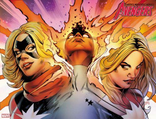 Avengers #22-36Select Main /& Variant Covers Marvel Comics 2020 NM