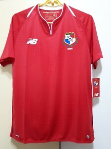 daf9982eb Image is loading Panama-World-Cup-2018-Home-Jersey-BNWT-New-