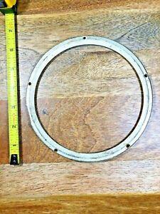 Vintage Metal Clock Dial Trim Ring   (Clock Dial Lot K1287)