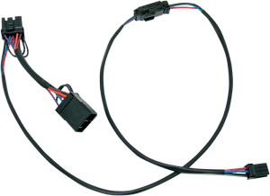 namz tour pak quick disconnect wiring harness 08 13 harley davidson rh ebay com harley tour pak wiring harness for sale Harley Tour Pack Lights