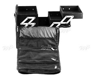 Image Is Loading Extendable Box Make Up Cosmetic Nail Tech Bag