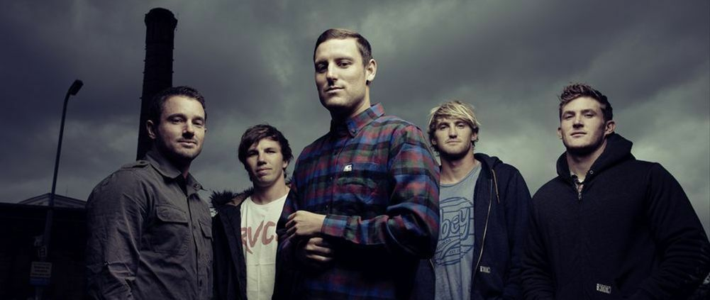 Parkway Drive with August Burns Red